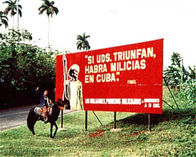 Trip to Cuba 1999